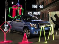 Ford Lightpaint F150 LP