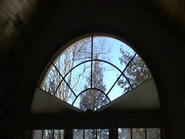 Motorized Arch Window Treatments On Vimeo