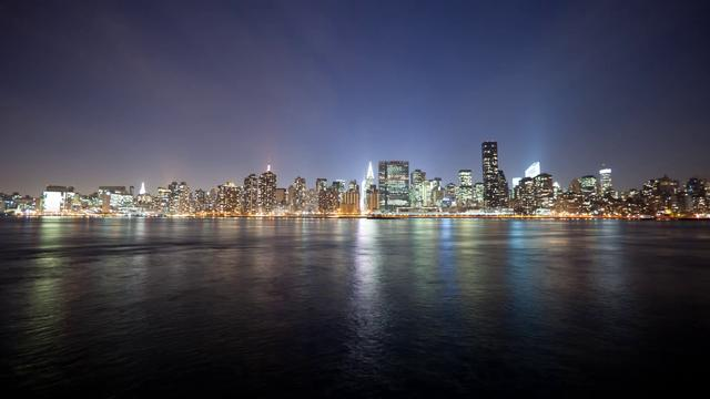 Video: New York City Timelapse