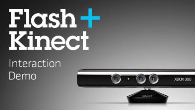 Flash Kinect Demo