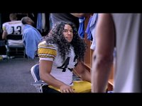 Head and Shoulders with Troy Polamalu