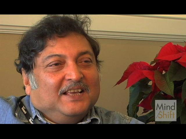 "MindShift's ""School Day of the Future"": Dr. Sugata Mitra"