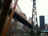 NYC - Roosevelt Island Tramway - iPhone