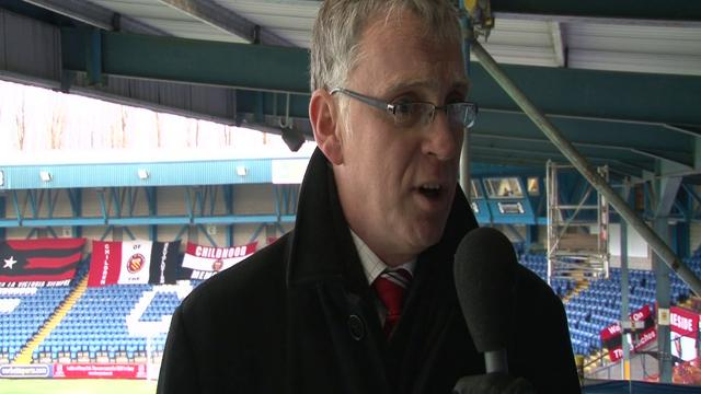 Andy Walsh Chats to FCUM.TV