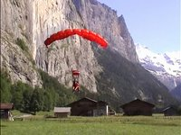 SID 2 Helicopter Skydive Lauterbrunnen