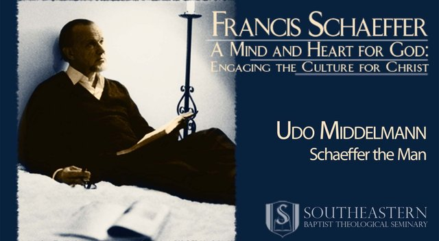 Udo Middelmann – Schaeffer the Man