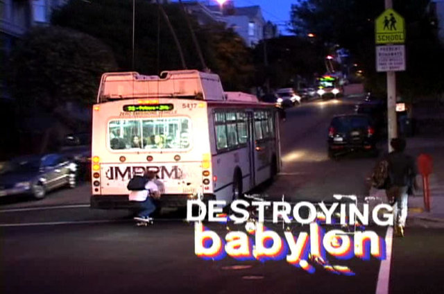 Destroying Babylon
