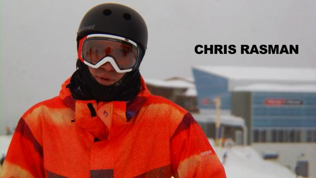Whistler Blackcomb With Chris Rasman