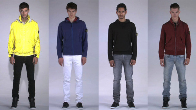 Video: Stone Island Spring/Summer 2011 Preview – LAB and LIFE