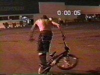 Steve Mulder bmx flatland 1995