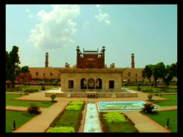 Badshahi Mosque Video