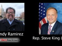 Interview with Congressman Steve King on Border...