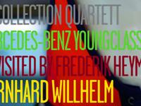 Mercedes-Benz Recollection Quartett by Bernhard Willhelm