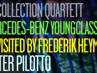Mercedes-Benz Recollection Quartett by Peter Pilotto