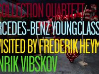 Mercedes-Benz Recollection Quartett by Henrik Vibskov