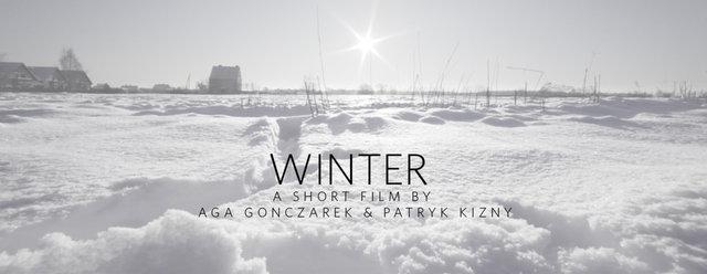 Winter. A short non-timelapse film.