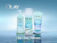 Oil of Olay Deep Cleansers