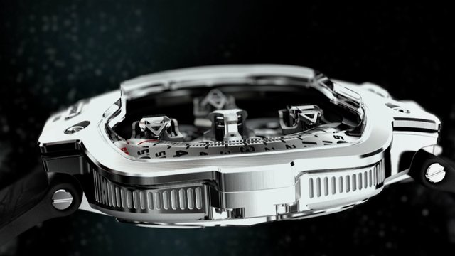 Video | Urwerk UR110 Watch