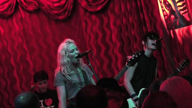 "The Dollyrots ""California"" May 15, 2009 (2/2)"