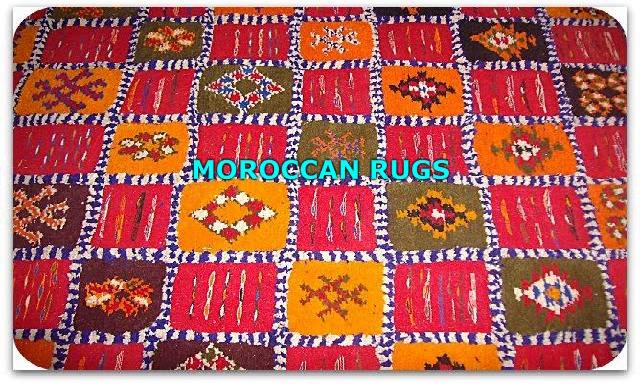 Moroccan Rugs Combine Colours, Designs And Class on Vimeo