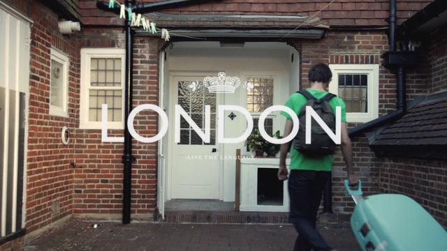 EF - Live The Language - London