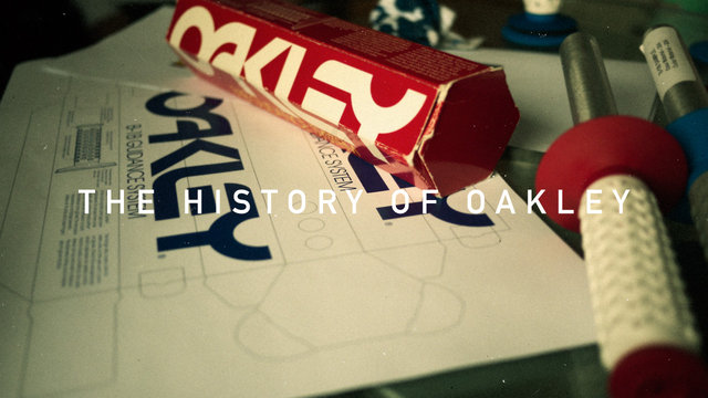 Video: Defgrip – The History of Oakley
