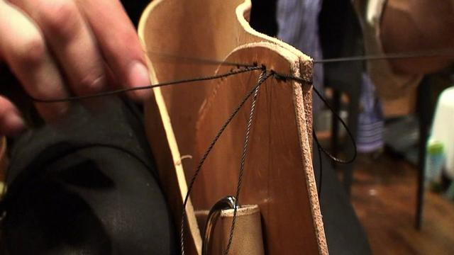 Selectism TV: Etwas Handcrafted Leather Bags