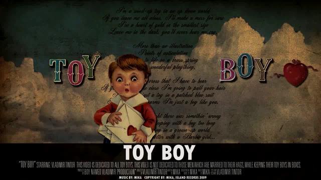 Toy Boy Mika