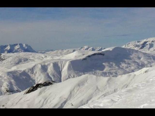 Boogly Super Star - Snowkiting - French Alps