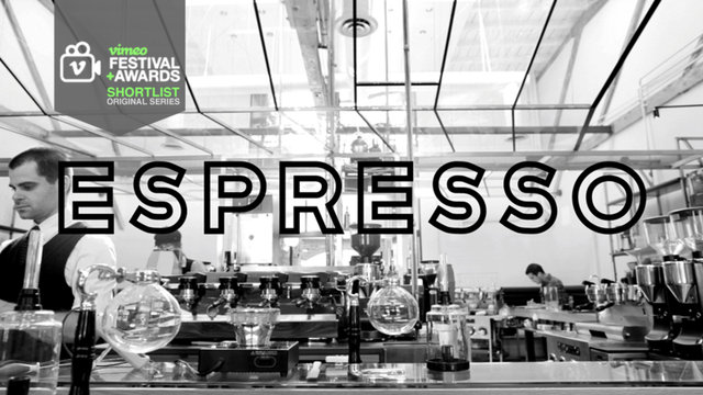 Thumbnail of video Espresso, Intelligentsia