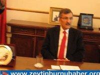 Amatörlerden Başkan Aydın'a ziyaret