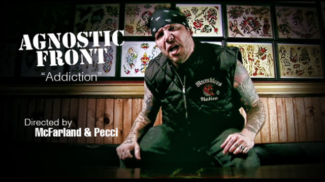 """Agnostic Front """"For My Family"""" Music Video on Vimeo"""