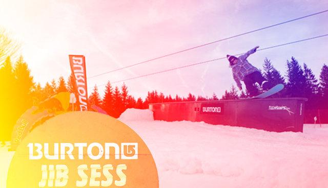 Burton Jib Sess 2011 | Świeradów Zdrój