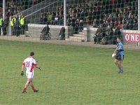 Louth v UCD - O'Byrne Cup Semi-final