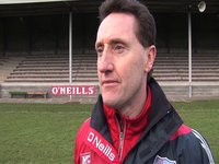 Louth Manager Peter Fitzpatrick