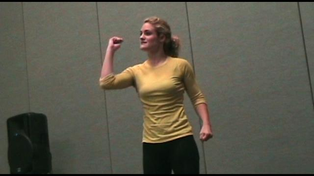 Awesome Human Video Solo Maggie Williams
