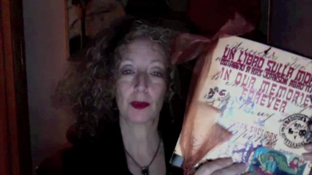 In Our Memories Forever -Un Libro Sulla Morte Omaggio ABAD ITALIA: APRIL 2011