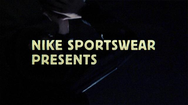 "Video: Nike Sportswear ""American Made"" Trailer"
