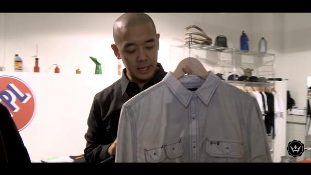 Highsnobiety TV &#8211; Jeff Staple on Staple Fall 2011