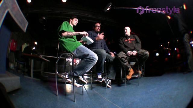 Ekskluzywny wywiad z  Fletcherem z Pennywise w Polsce
