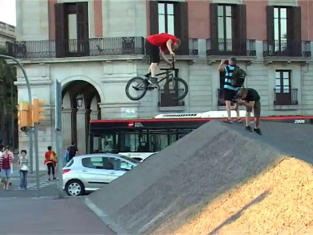 Federal BMX - Dan Lacey Compilation
