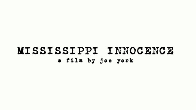 Mississippi Innocence, a film by Joe York, tells the story of the exonerations of Brooks and Brewer.