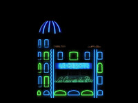 Colors of An Old Beirut - at the first 3D Projection Mapping event in Lebanon