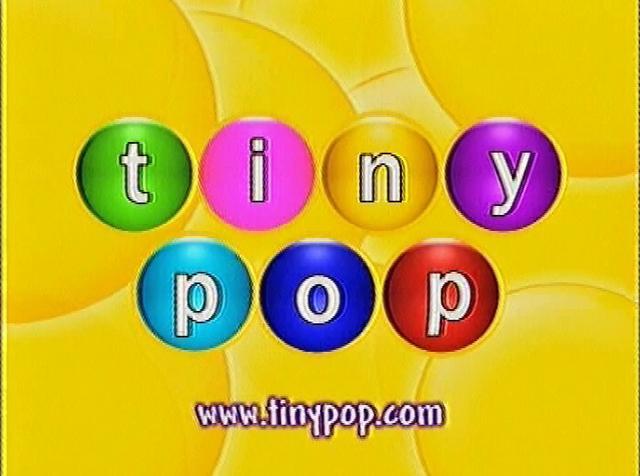 Tiny Pop Space 2007 Uk Ident On Vimeo