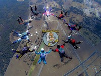 Jan 2011 Great White North Boogie at Skydive City