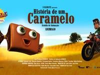 HISTÓRIA DE UM CARAMELO :: 3D Short Film (Animago/Cinemate)