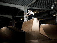 After Julien Cudot and Diego Guilloud it's Adrien's turn to visit the Forward Freestyle skatepark. This is a one foot edit filmed by Antony Pottier, Julien Cudot, Mihai Bivol and Tony Martins.  Skates featured are the USD Coup De...