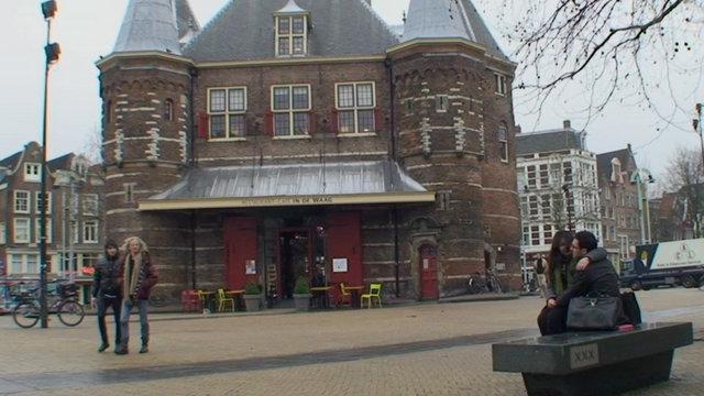 G.A. Bredero (1585-1618)   Amsterdam, Nederland
