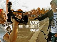 VANS . matthias DANDOIS