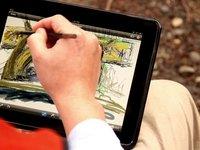 Nomad Brush + iPad